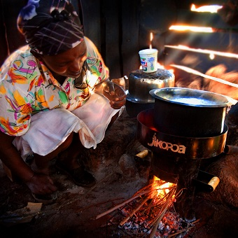 Cooking stoves via South Pole Group
