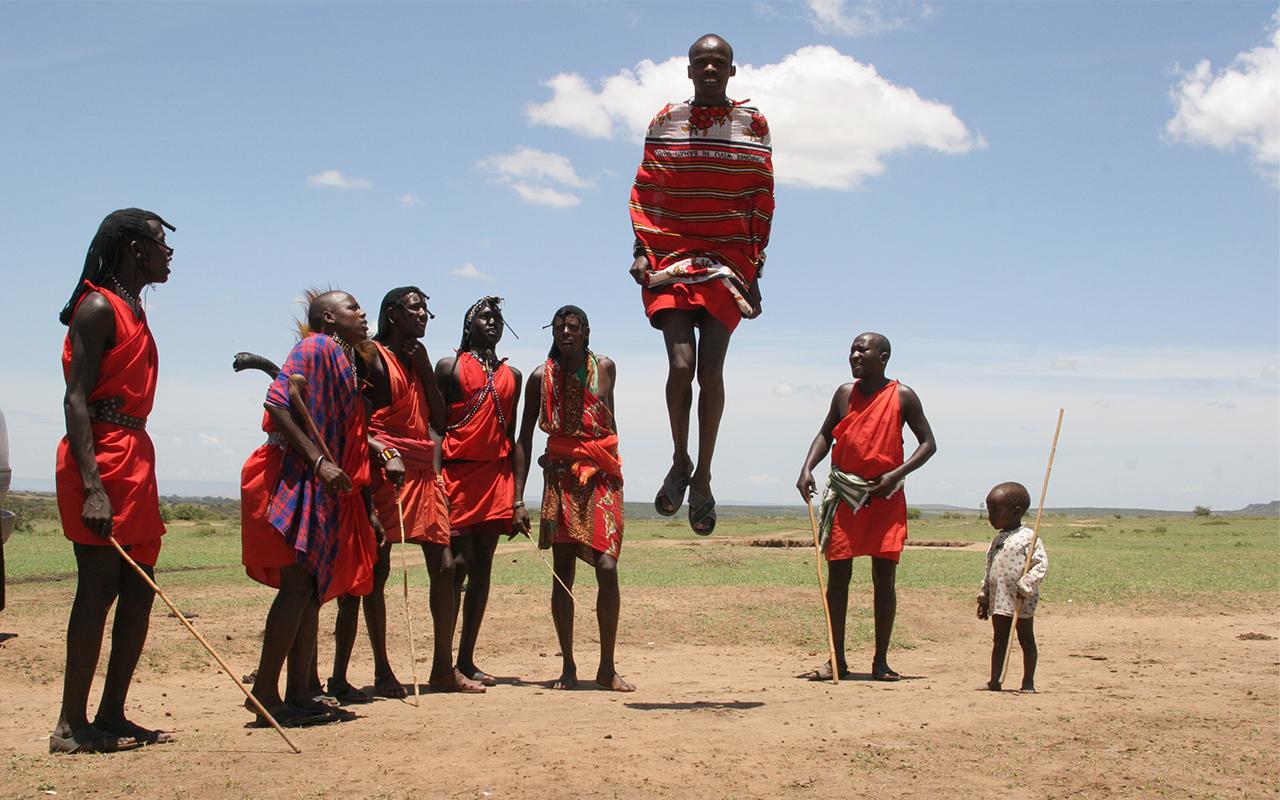beste reistijd kenia