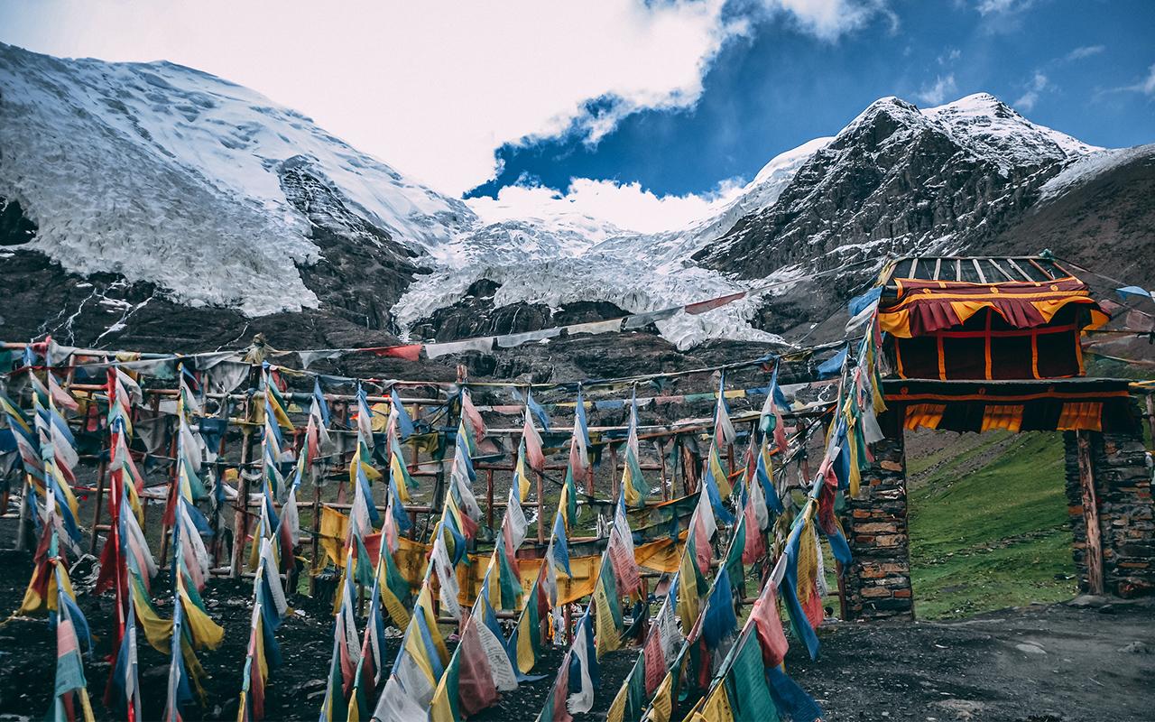 beste reistijd tibet