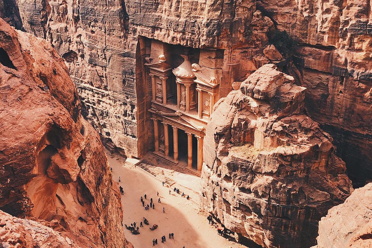midden-oosten jordanië