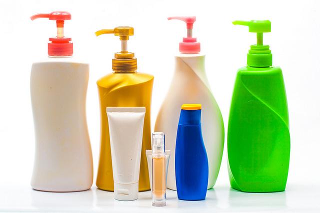 shampoo op reis