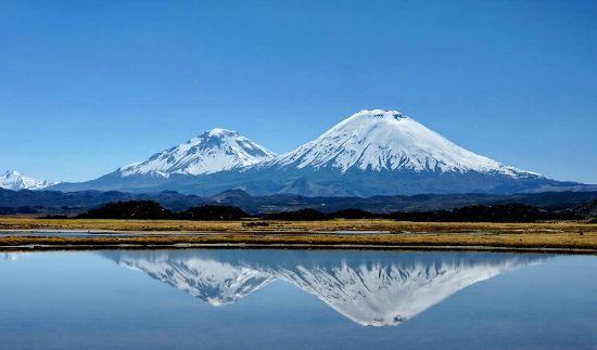Parque Nacional Lauca, Chili
