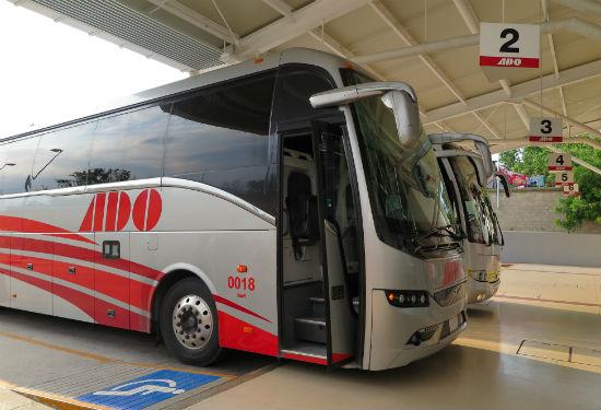 Busreis Mexico