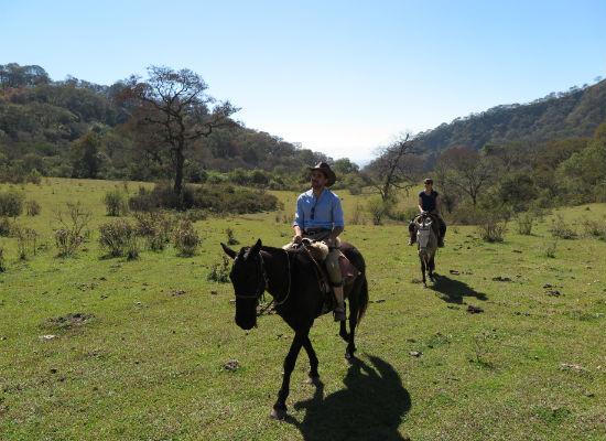 Argentinië Salta paardrijden