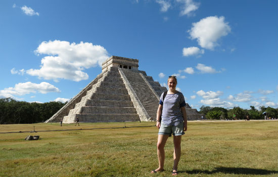 ChichenItza-Tessa Mexico