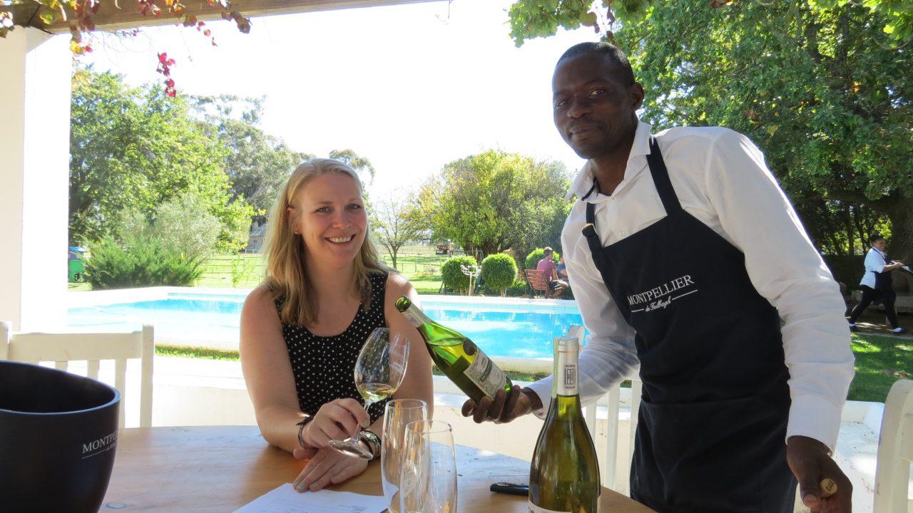 wijn Zuid-Afrika