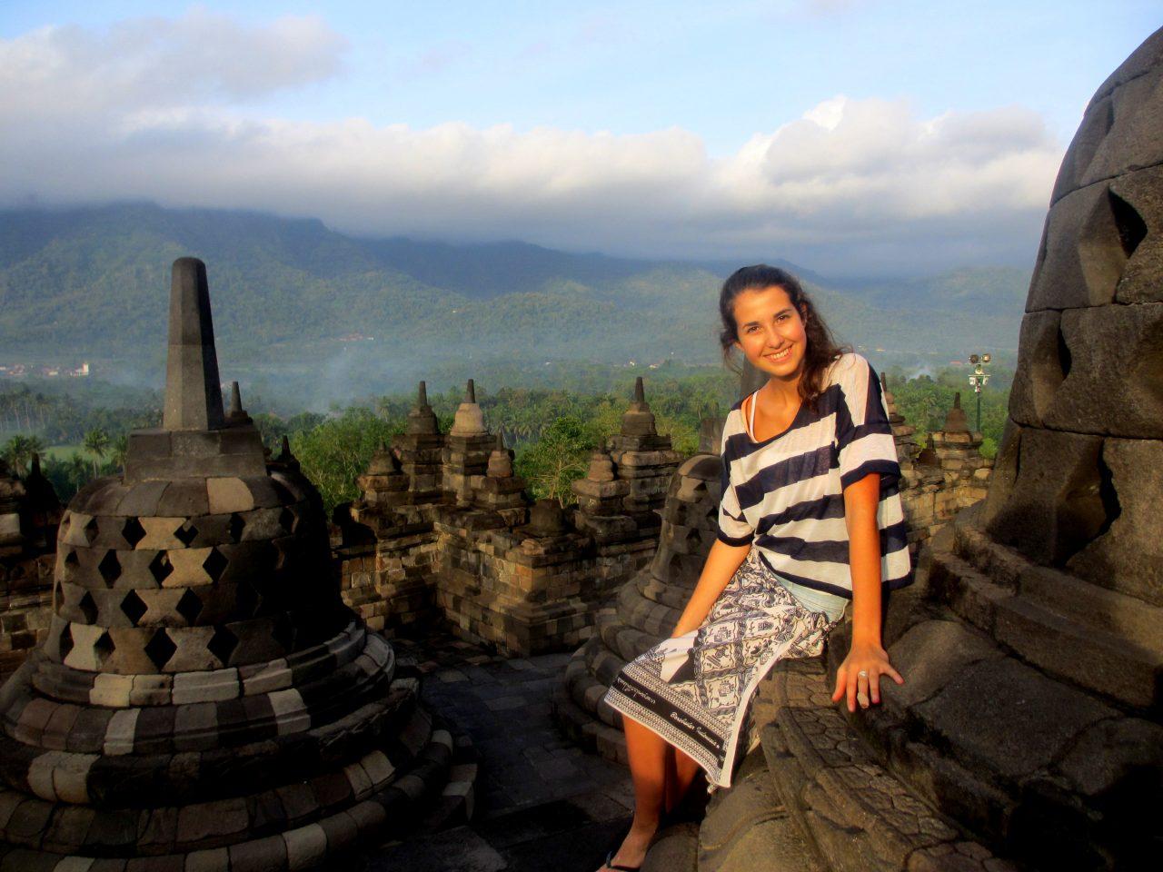 Borobodur Java Indonesie