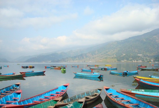 Landschap Nepal