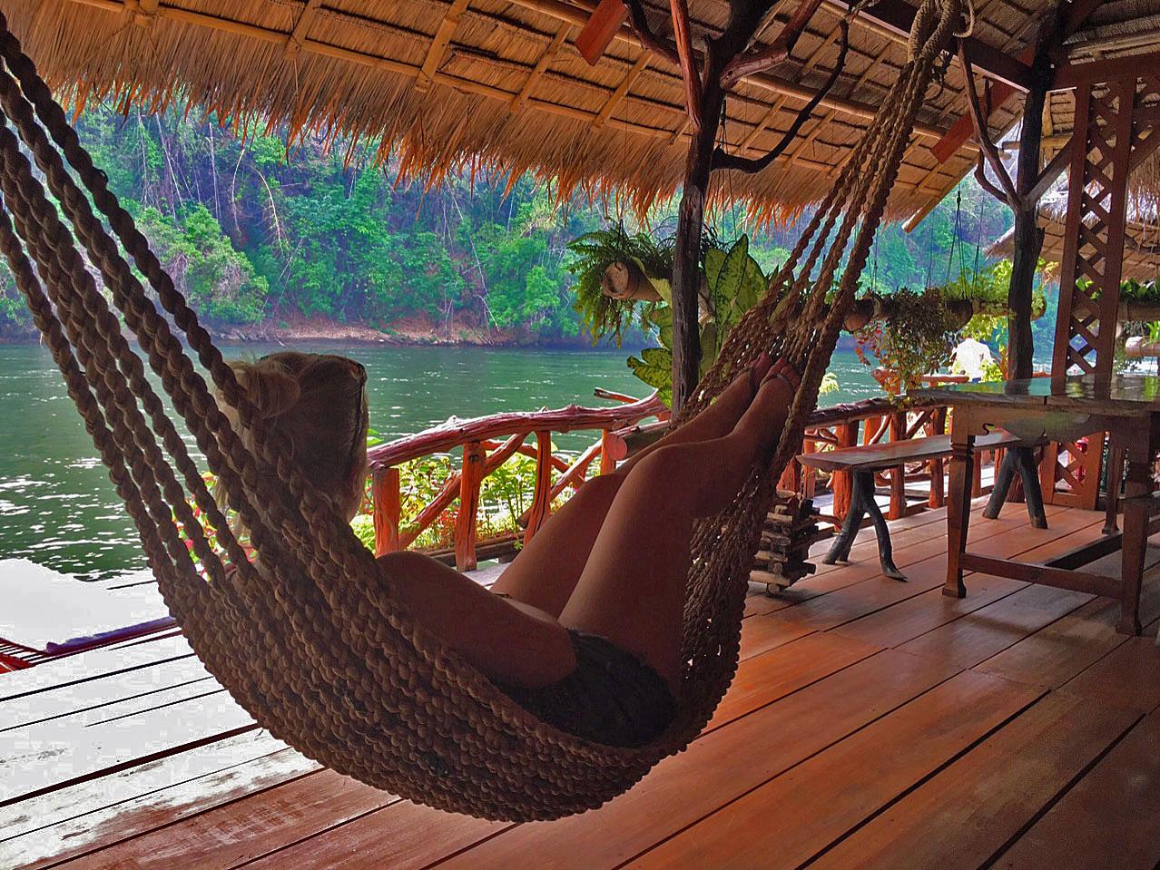 River-Kwai-Hangmat-Thailand