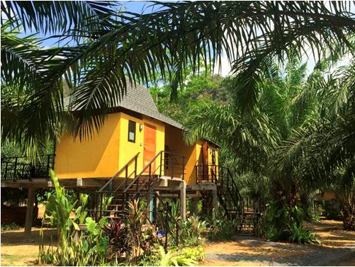 Anurak Community Lodge Thailand