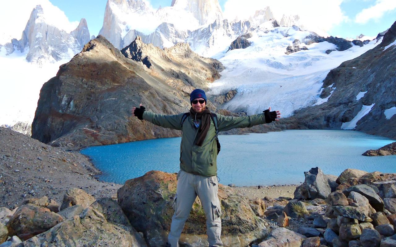 Argentinie rondreis - trekking
