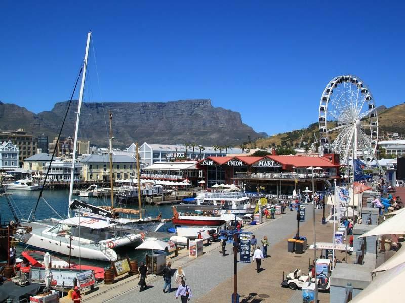Kaapstad - combinatiereizen Afrika