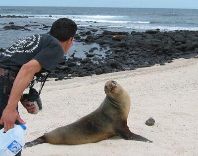 Galapagoseilanden, Ecuador