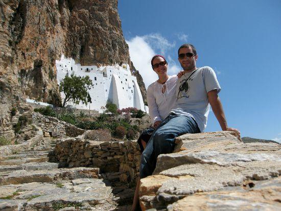 Amorgos, Griekenland