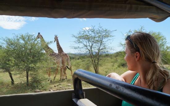 Safari Zuid-Afrika - vakantie 2020