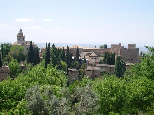 Spanje - Alhambra