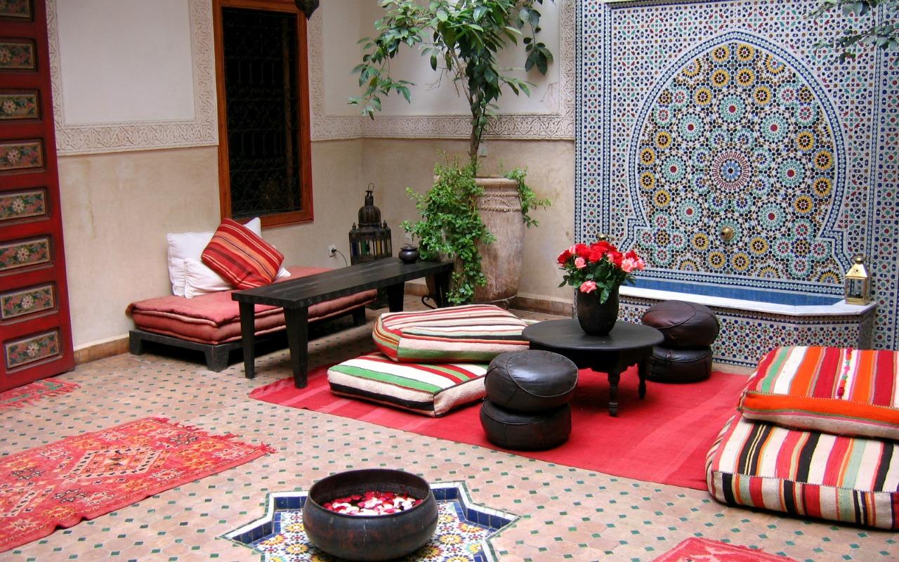 Marokko rondreis: Riad