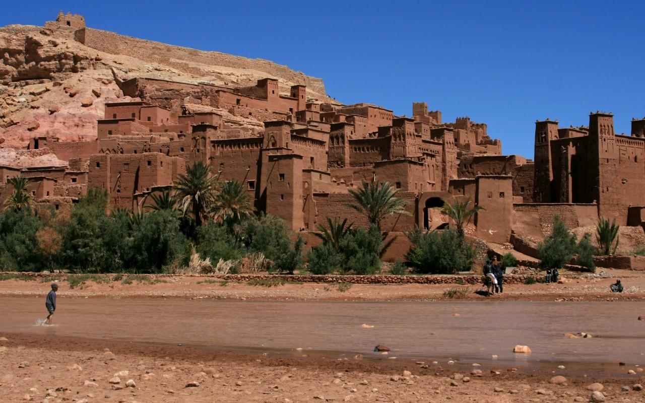 Kasbah Marokko rondreis