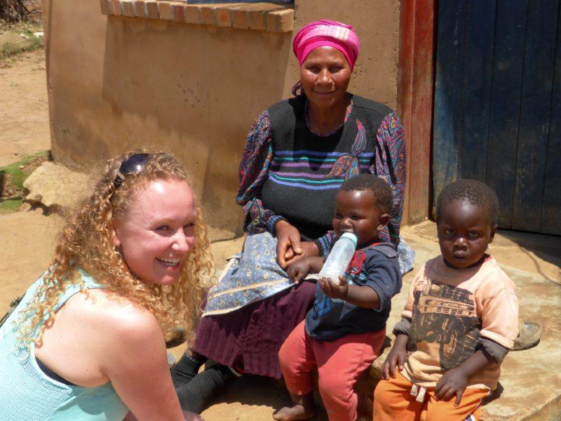 combinatiereizen Afrika - familie