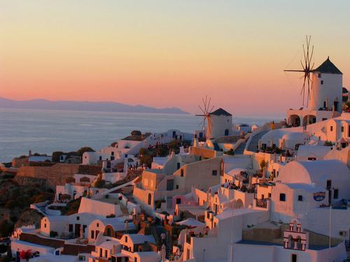 Griekenland- Oia