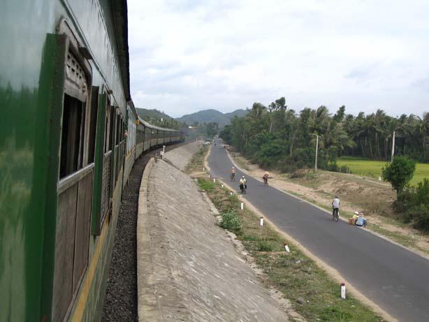 Treinreis Vietnam