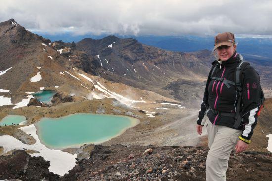 trekking Nieuw-Zeeland