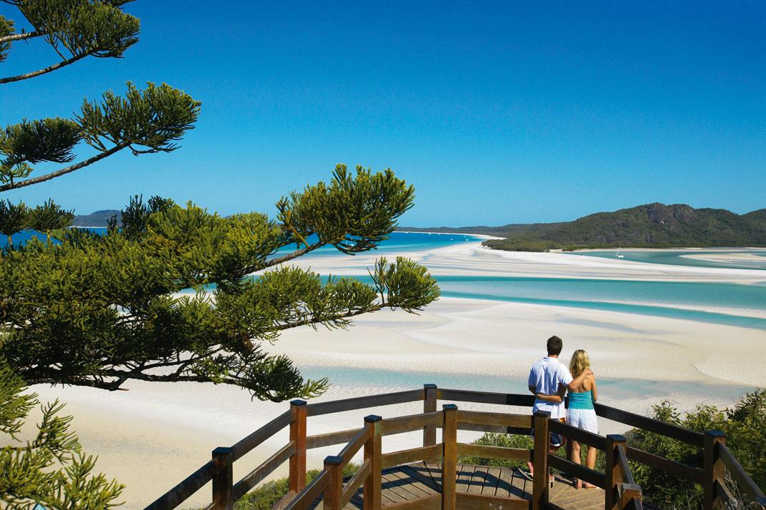 Whitsunday Islands, Queensland, Australia. Model released- #408 & 409