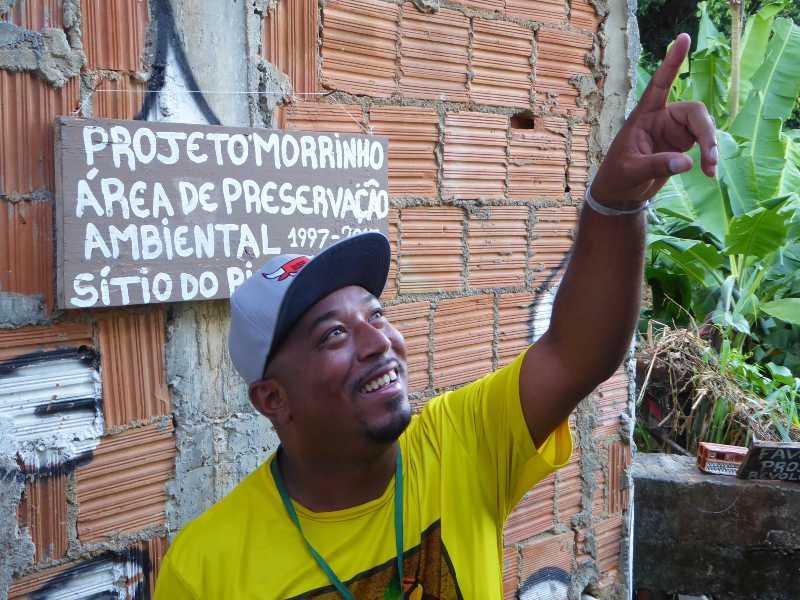 Morrinho Project Brazilie