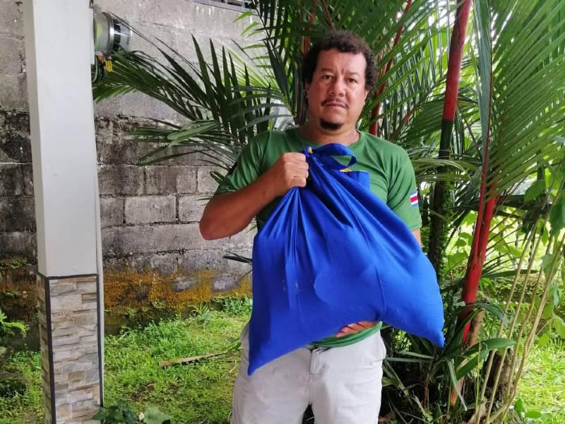 Costa rica gids Tortuguero Simeon