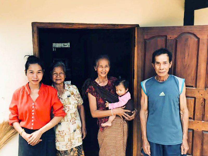 Gids Bammie Chang Mai Thailand