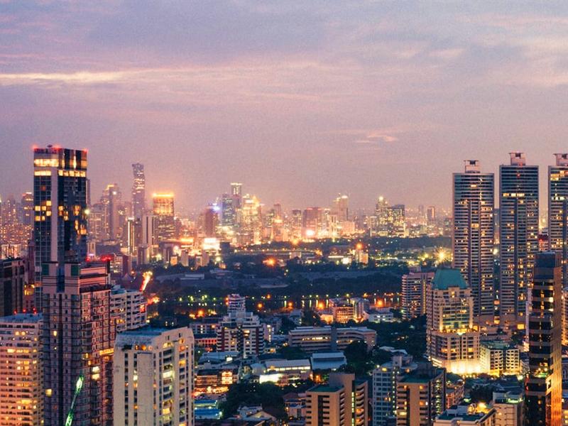 bangkok oud en nieuw