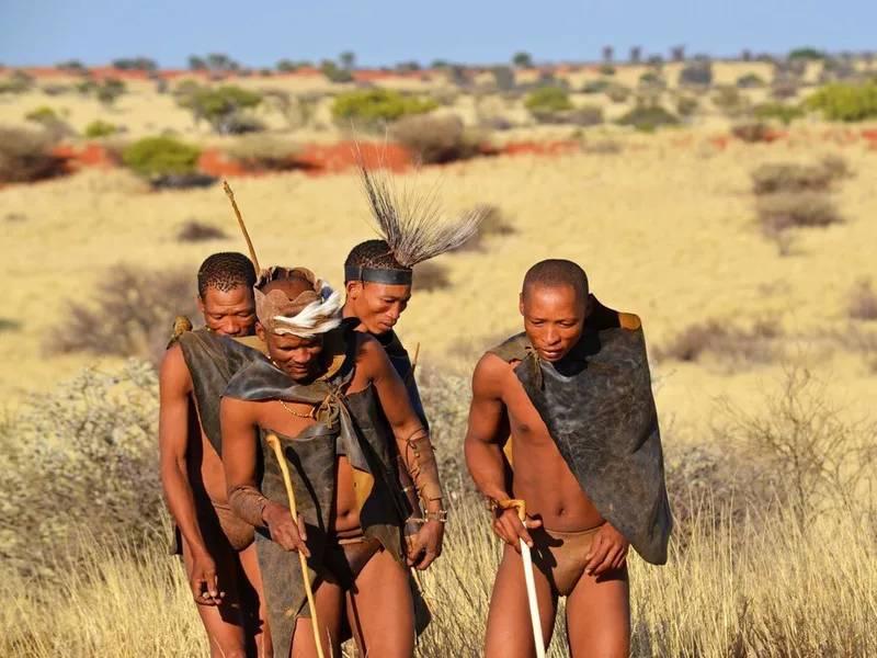 2021 vakantiebestemmingen Namibie en Botswana