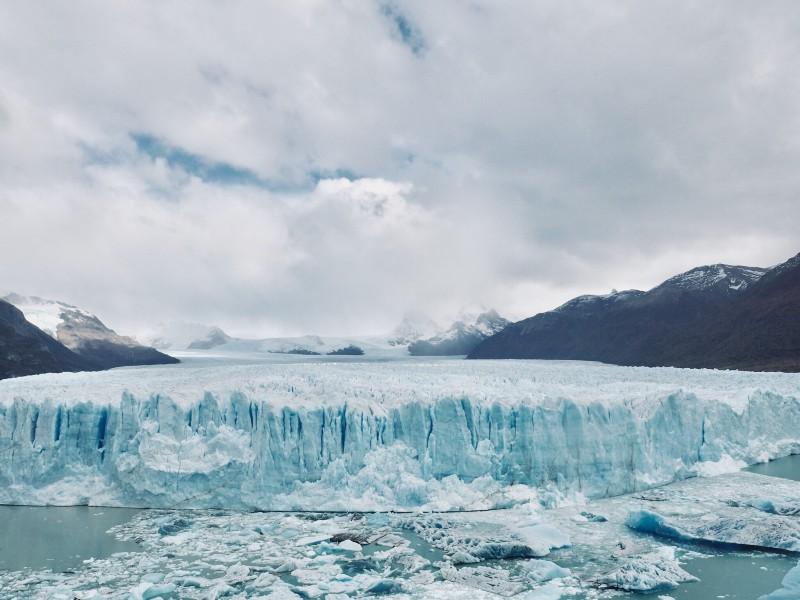 Perito Moreno gletsjer Argentinie