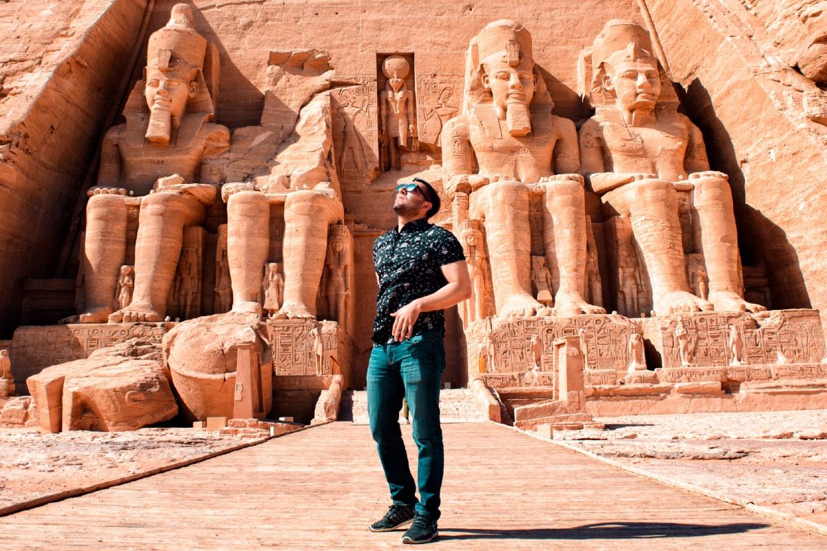 Egypte Afrika