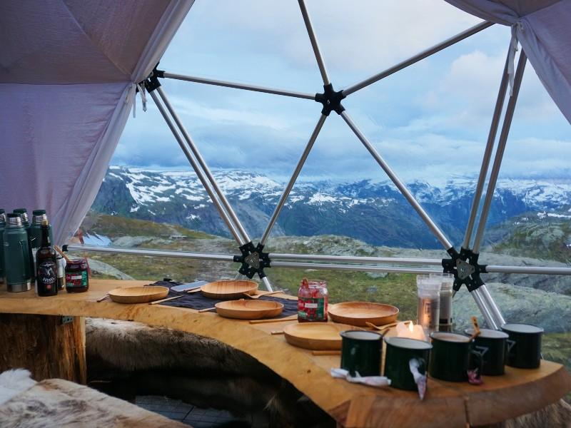 Expeditie Trolltunga Noorwegen