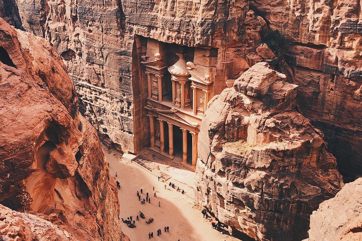 Midden Oosten Jordanië