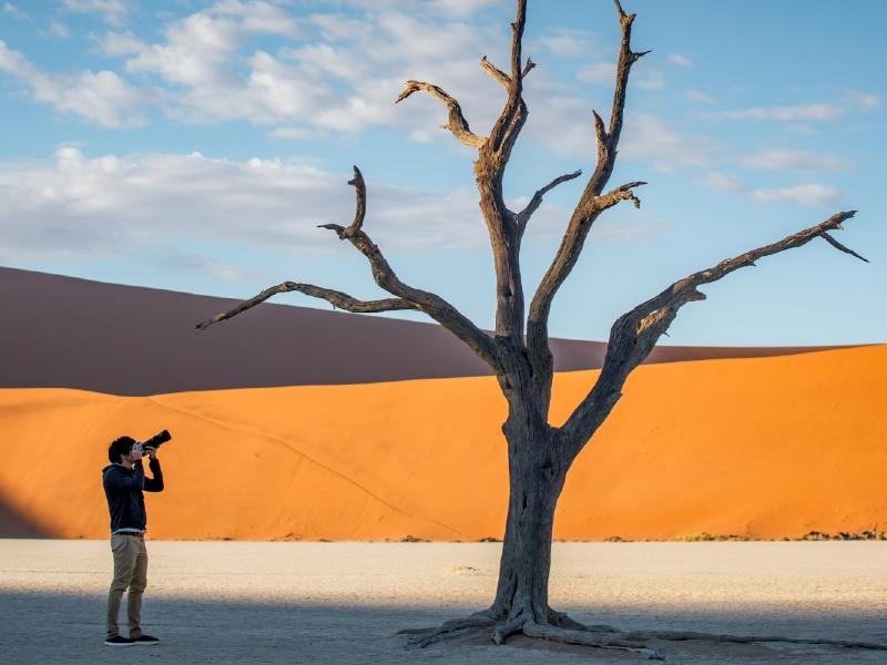 Namibië rondreis