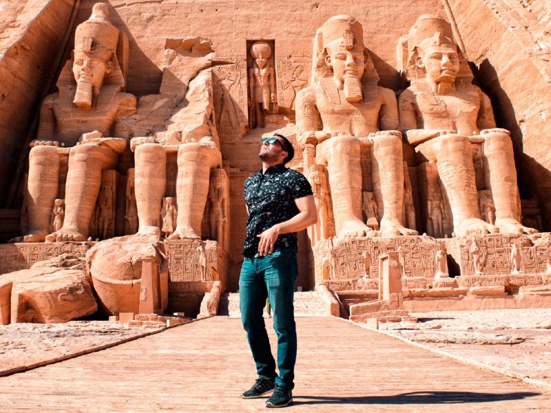 Egypte rondreis