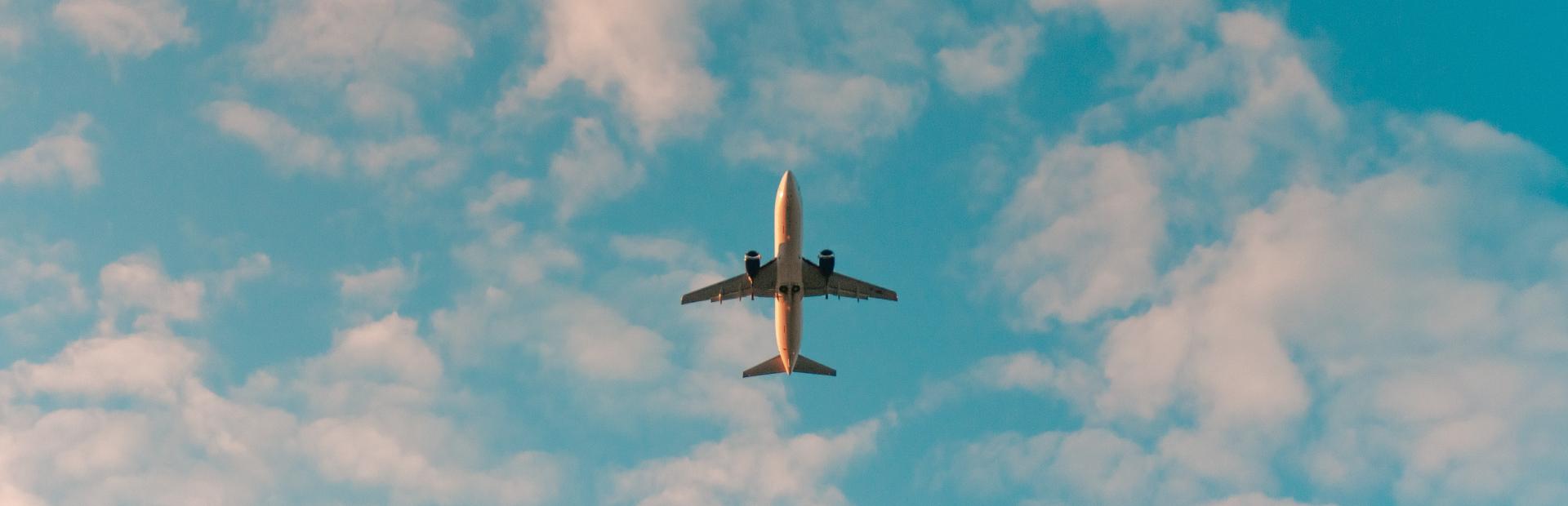 Vliegen naar