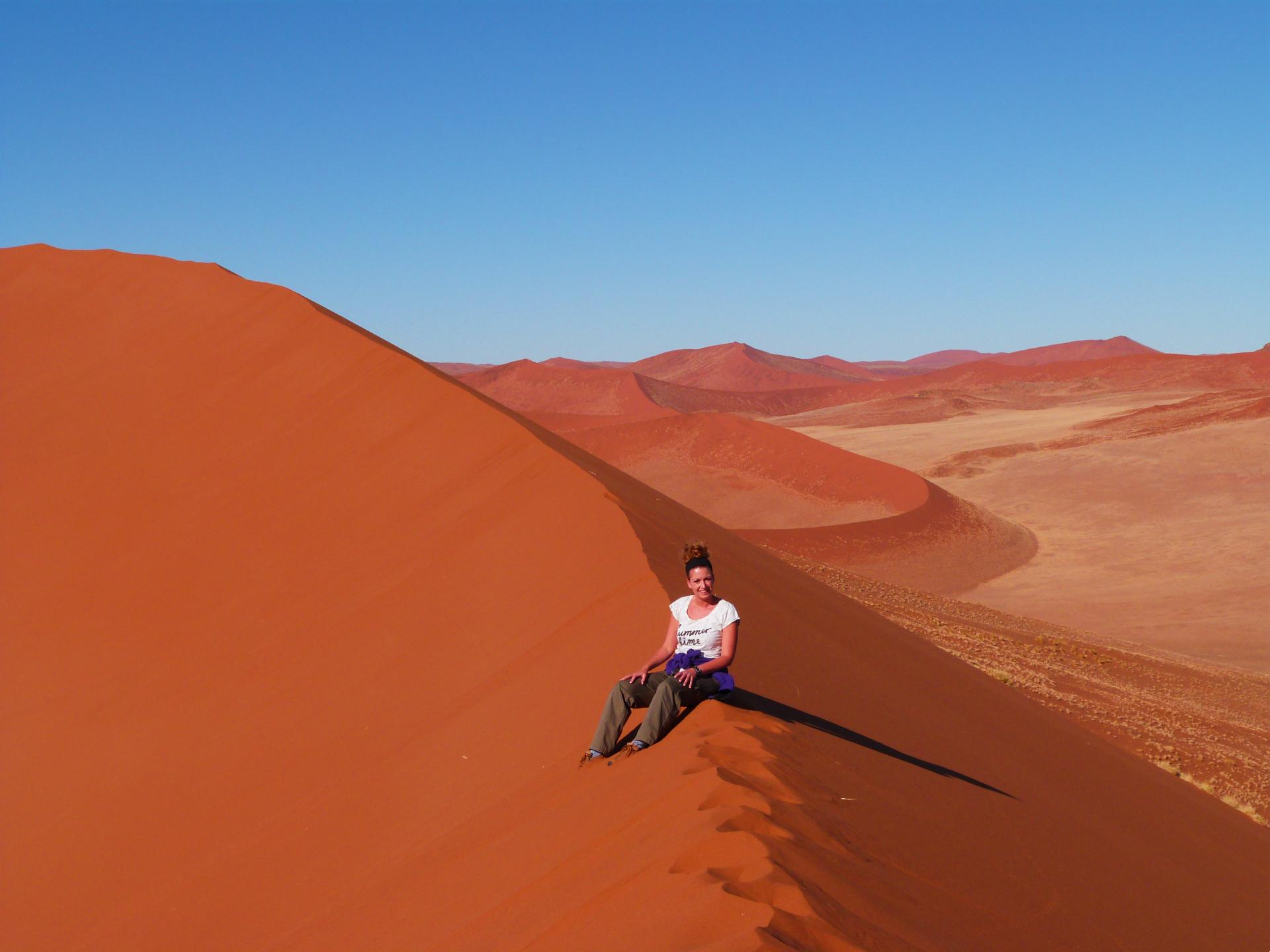 Namibië Duinen