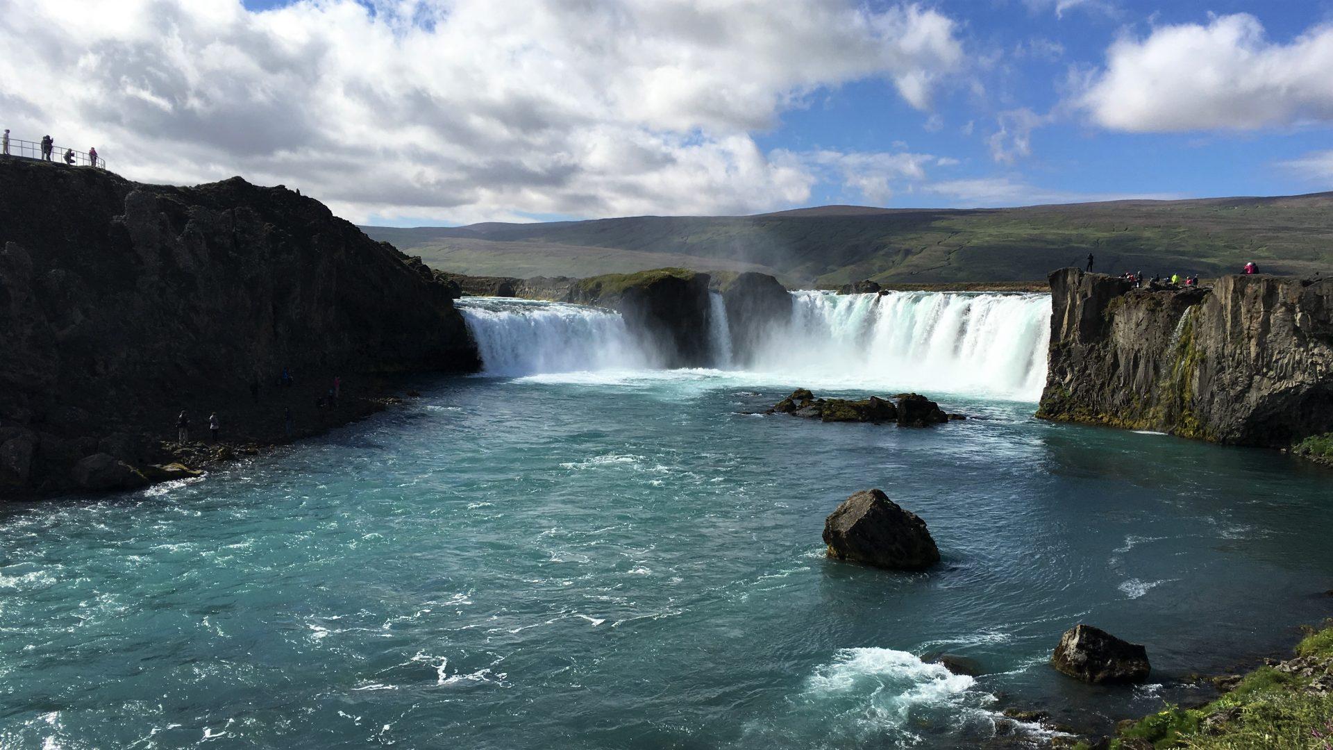 Kaart IJsland