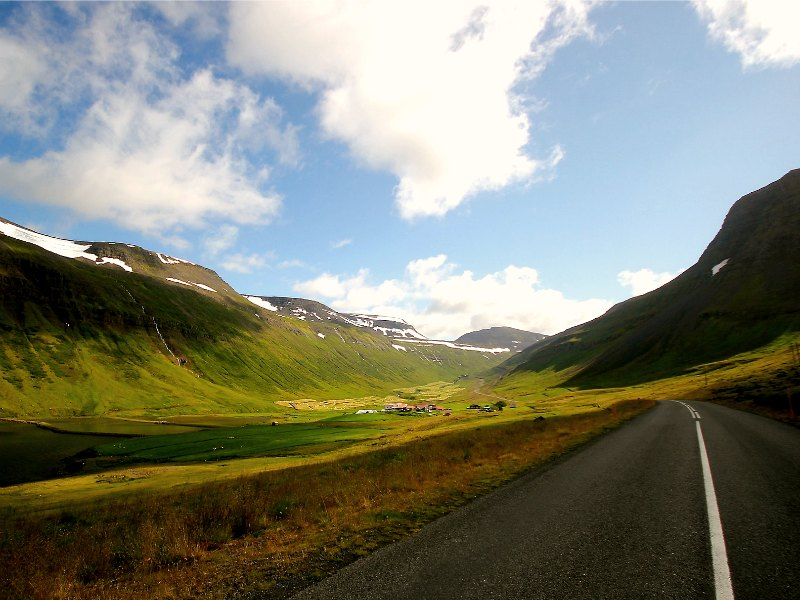 ijsland natuur