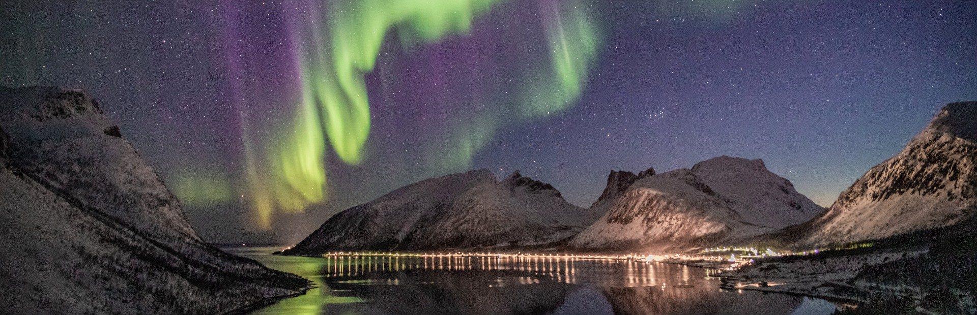 Noorderlicht IJsland winterreis