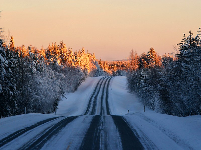 Vervoer Lapland