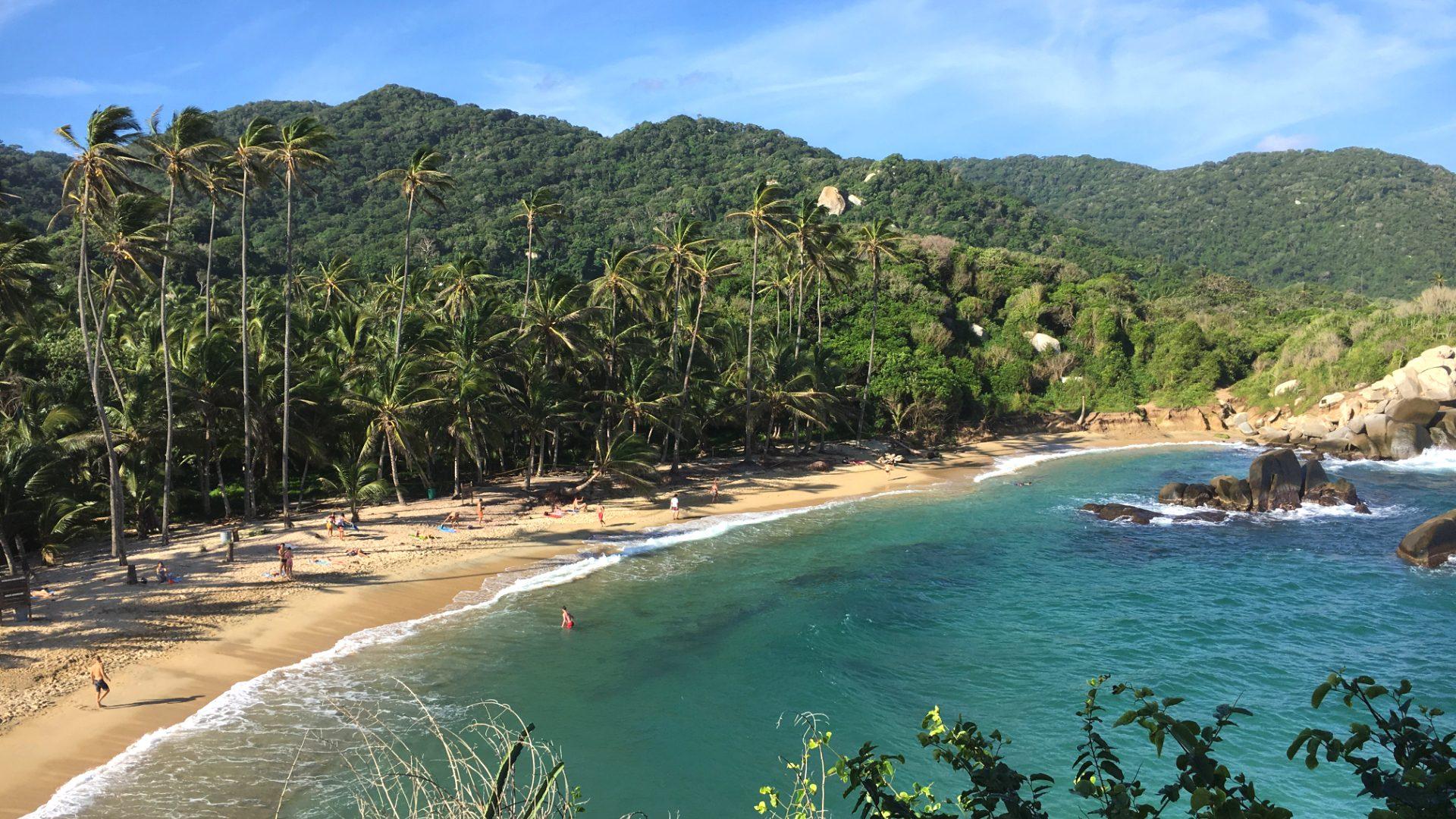 Beste reistijd en klimaat Colombia