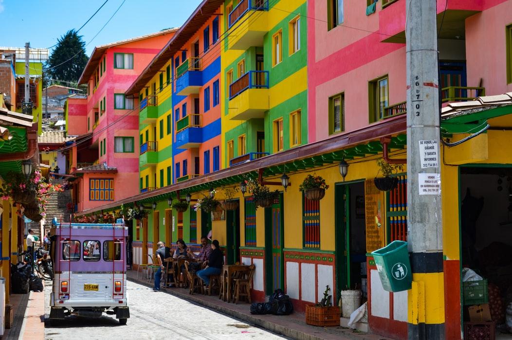 vakantie colombia