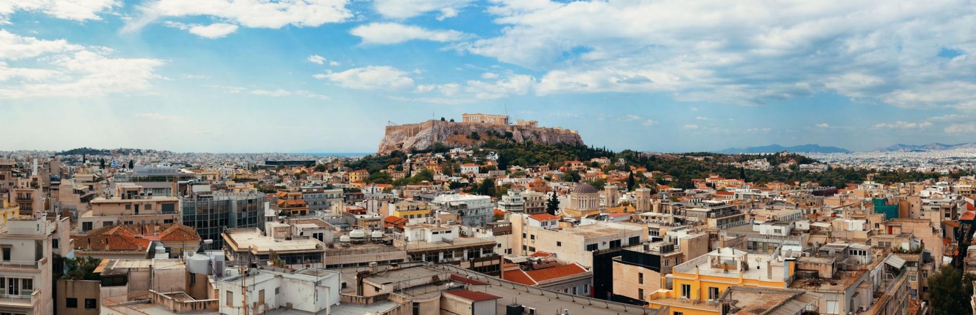 Steden Griekenland