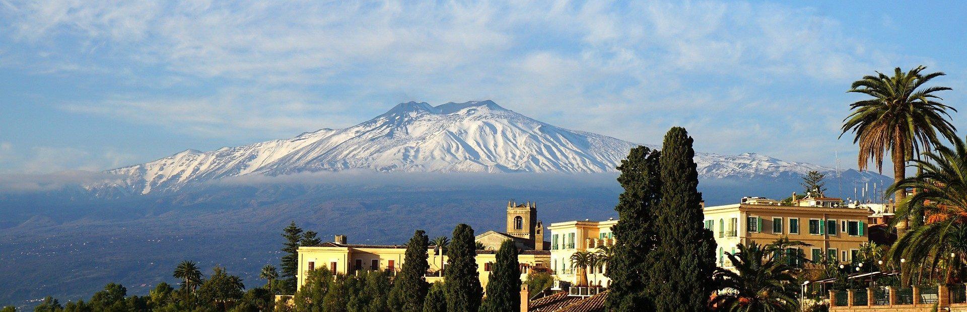 Italie-vakantie-etna