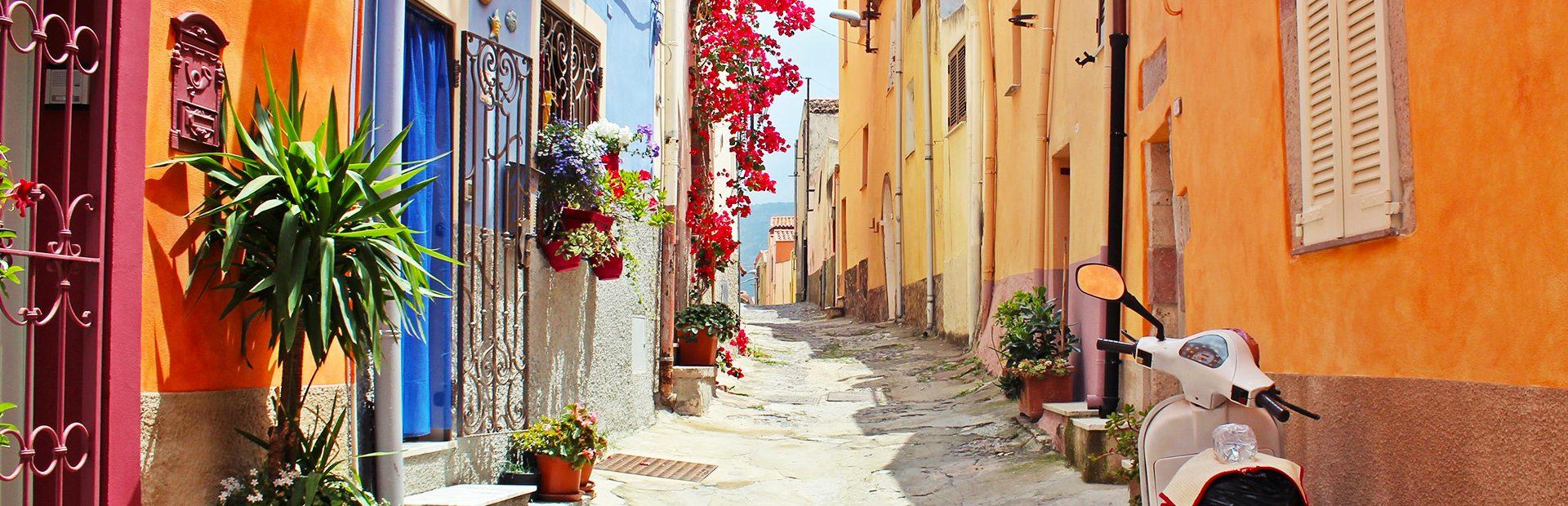 italie rondreis