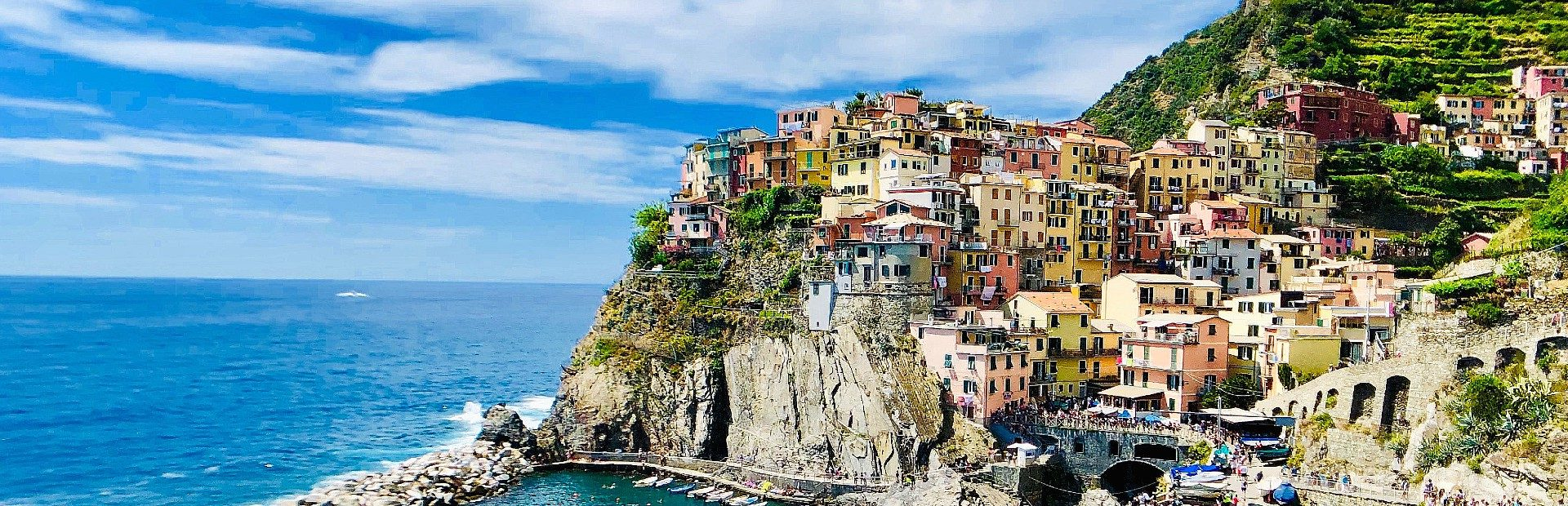 Italië vakantie